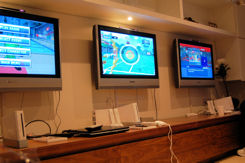 Mario and Sonic at the Olympic Games - Archery at the Wii Flat