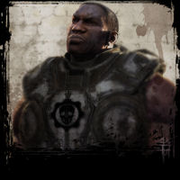 Gears of War - Augustus Cole