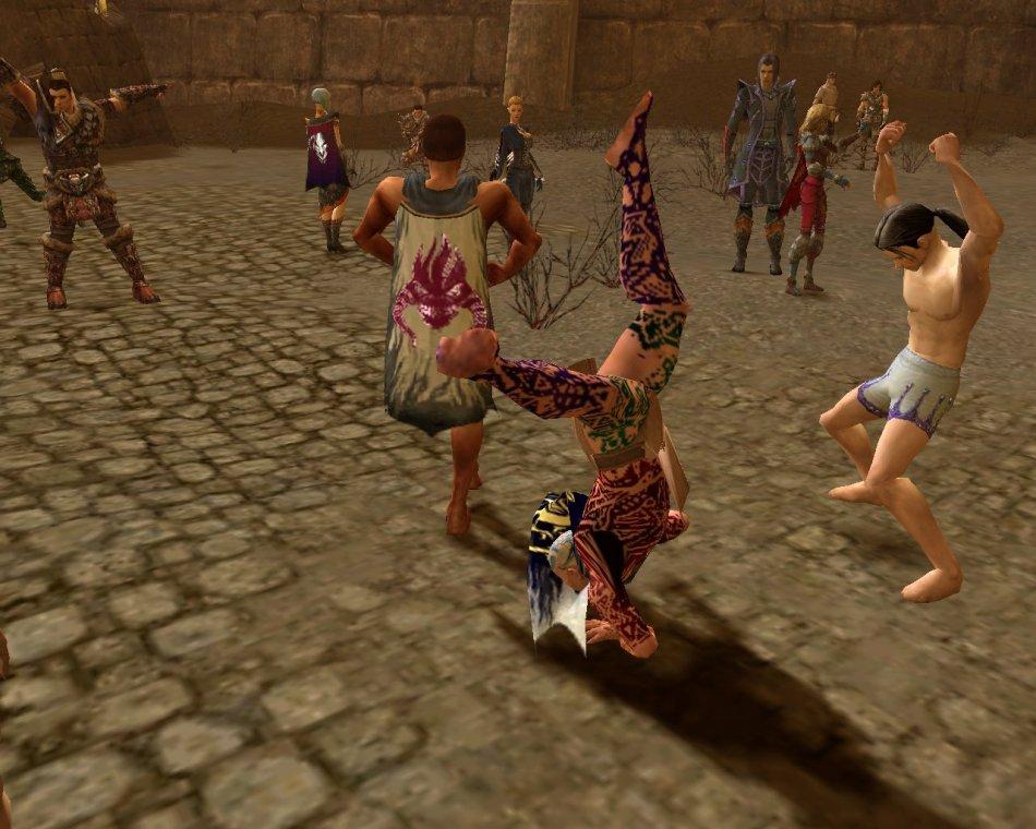 Virtual Naked Dancing Flashmobs?? - The Average Gamer