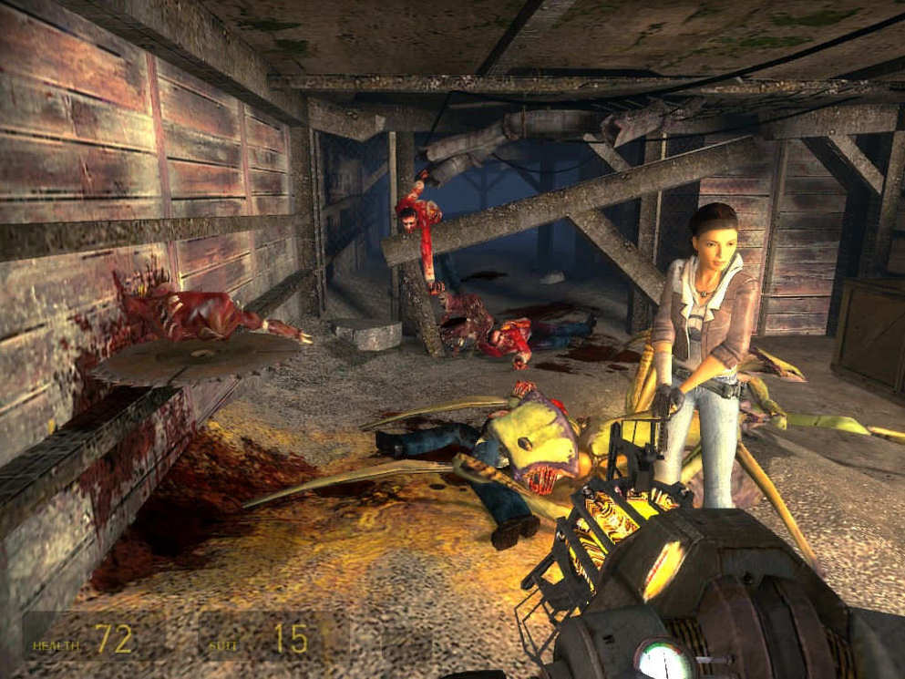 Half-Life 2 – Episode 2 Review (PC and 360) – The Average Gamer