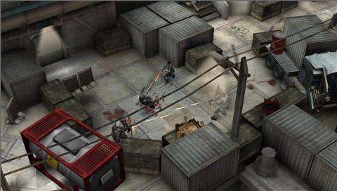 Killzone Liberation Review Psp The Average Gamer