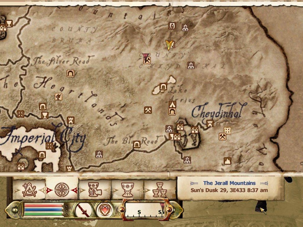 full skyrim map, full map of fallout new vegas, elder scrolls oblivion, full map of gta 4, full oblivion caves map map, on full map of oblivion