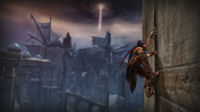 Prince of Persia - Climbing Wall