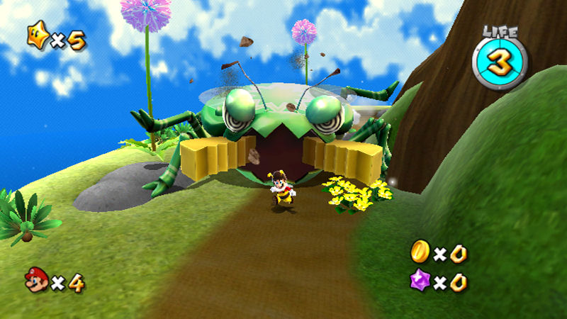 Super Mario Galaxy Review Wii The Average Gamer