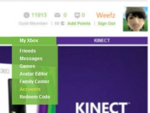 'Msft *xbox Live Bill.xbox.com Wa': And other Xbox charges on credit card. '
