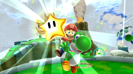 Super Mario Galaxy 2 Green Stars  YouTube