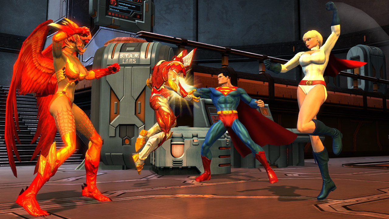 DCUniverseOnline-Superman