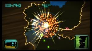 Gravity Crash - Big explosion