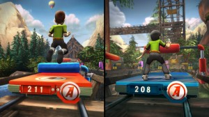 KinectAdventures-ObstacleCourse