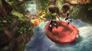 KinectAdventures-Rafting
