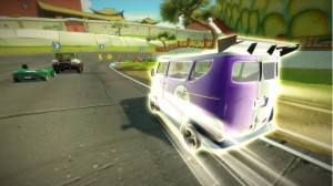 KinectJoyRide-Van