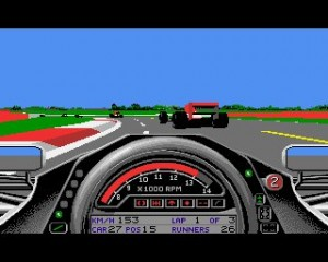 F1 GP 1992 - In-car View