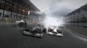 F1 2010 - Rain