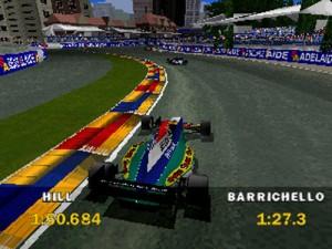 F1 97 - Barrichello
