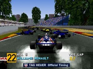 F1 97 - Hill
