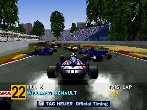 Formula 1 2010 And My Formula 1 Gaming History