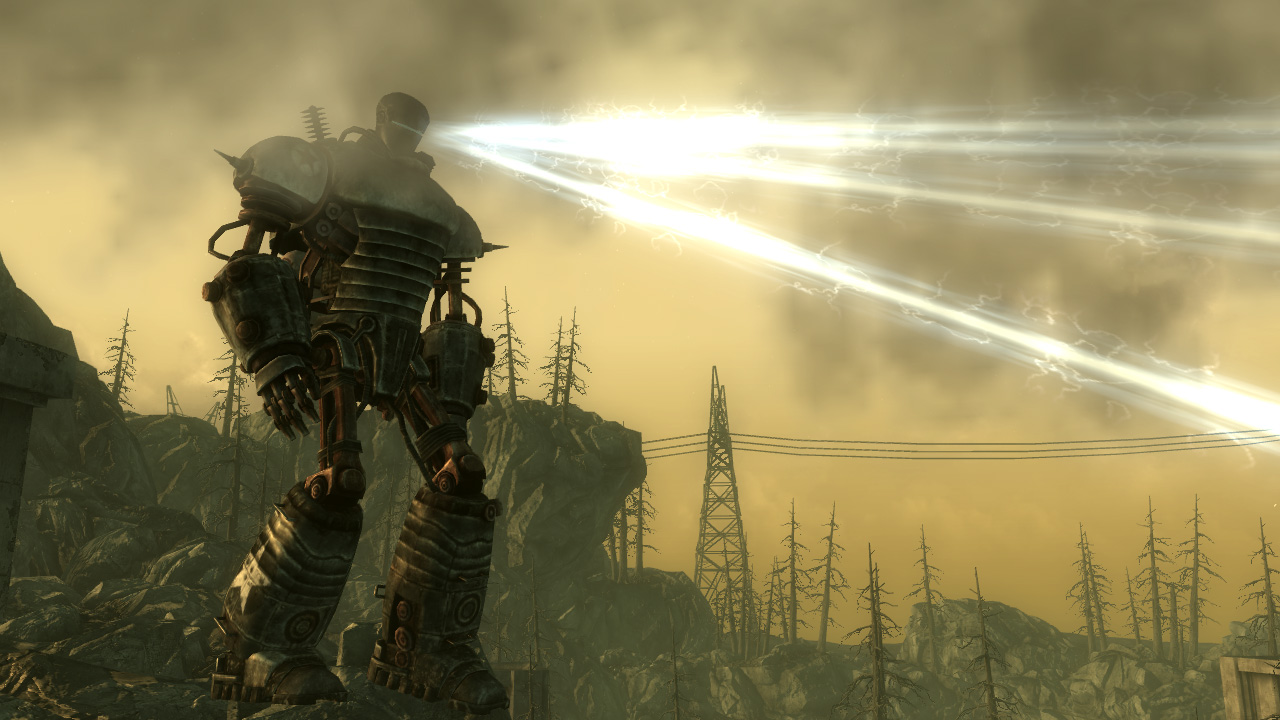 Fallout 3 Review (PS3) – The Average Gamer