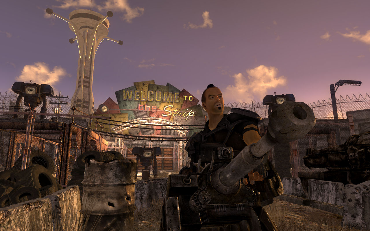 Buy Fallout: New Vegas PC Digital key at cheap prices