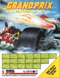 Grand Prix Construction Set - Pack Shot