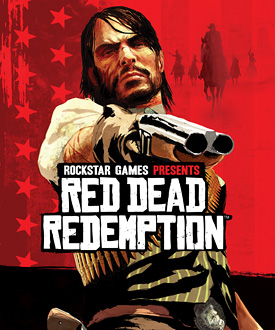 Red Dead Redemption boxart