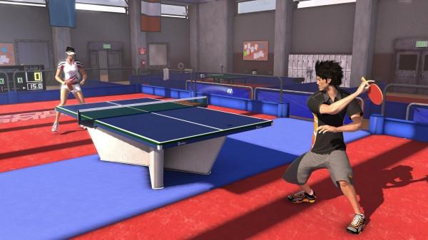 SportsChampions – Table Tennis