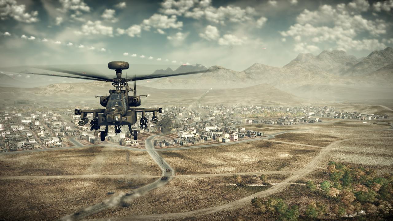 Apache Air Assault PC Screenshot 1