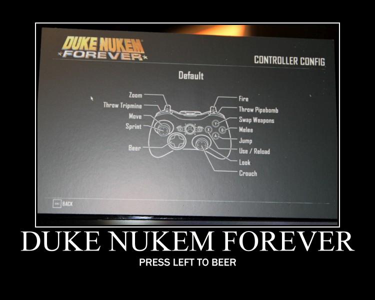 duke nukem forever girls. Duke Nukem Forever Demo