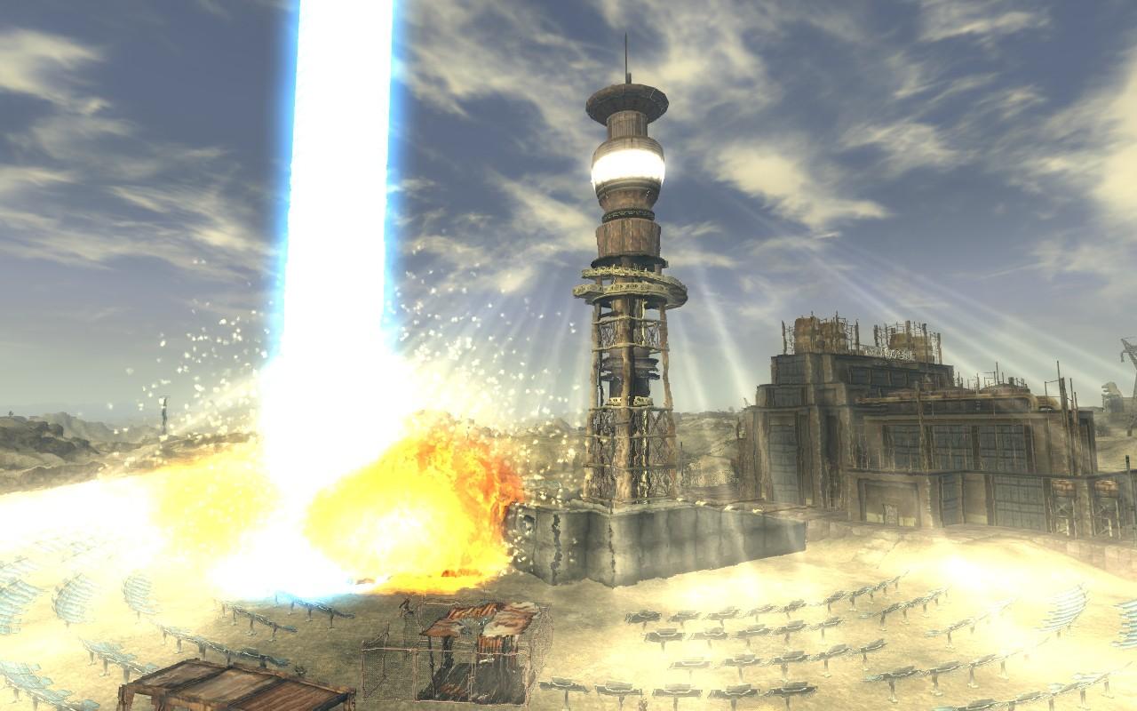 FalloutNewVegas_DeathRay