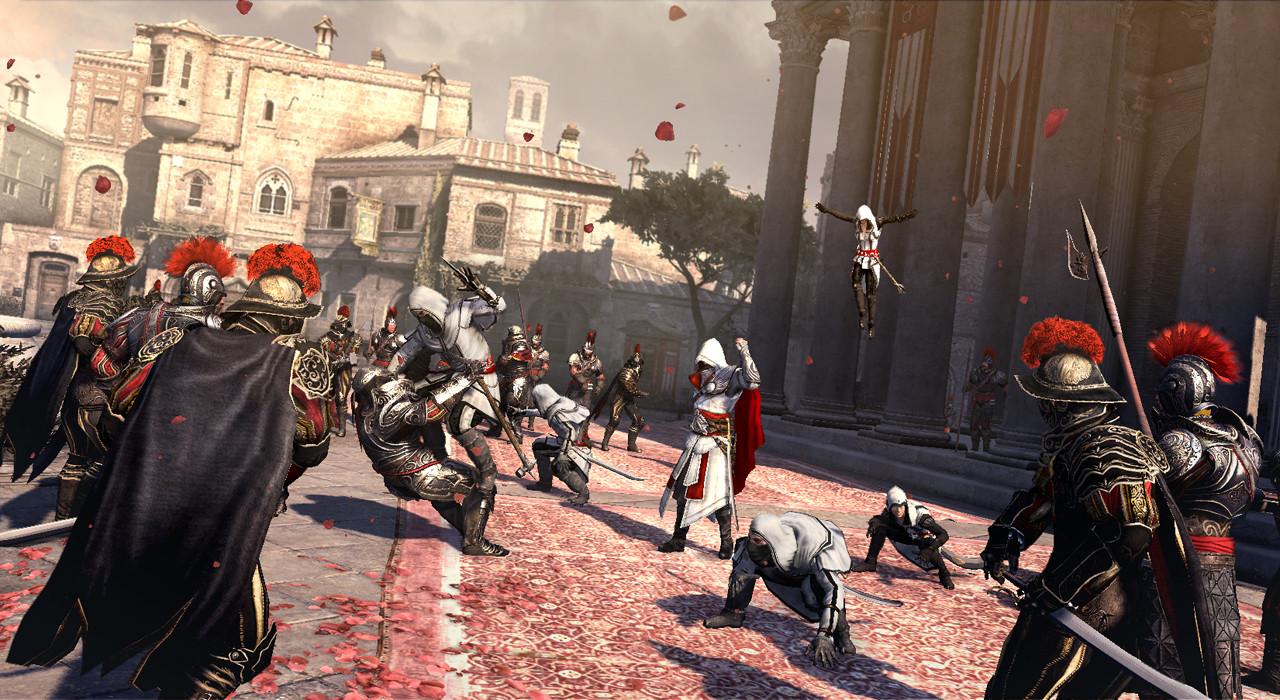 AssassinsCreedBrotherhood_DeathFromAbove
