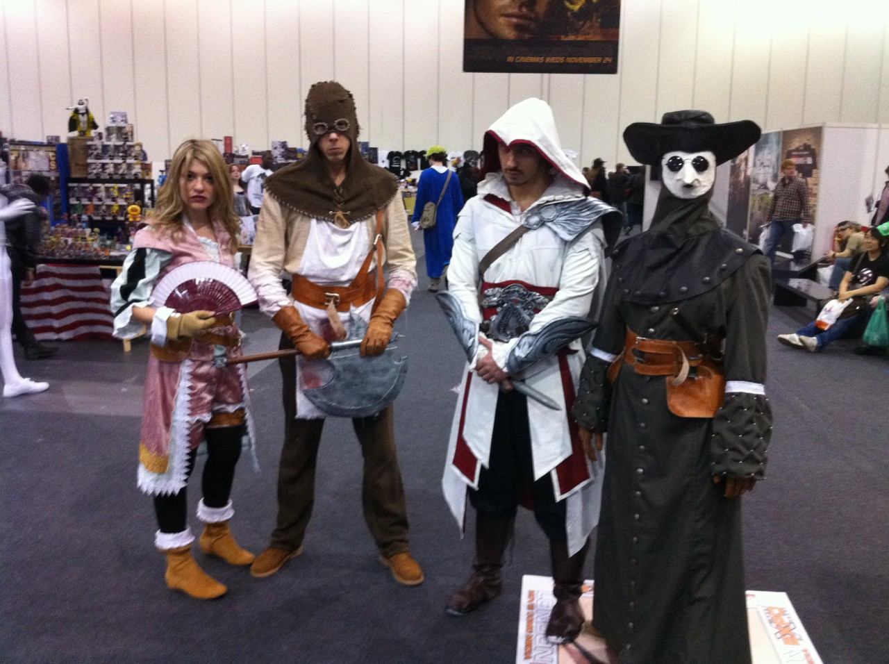 Mcm Expo Games Expo Summary Part 1 The Average Gamer