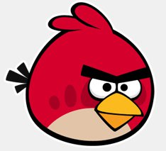 AngryBird_Red