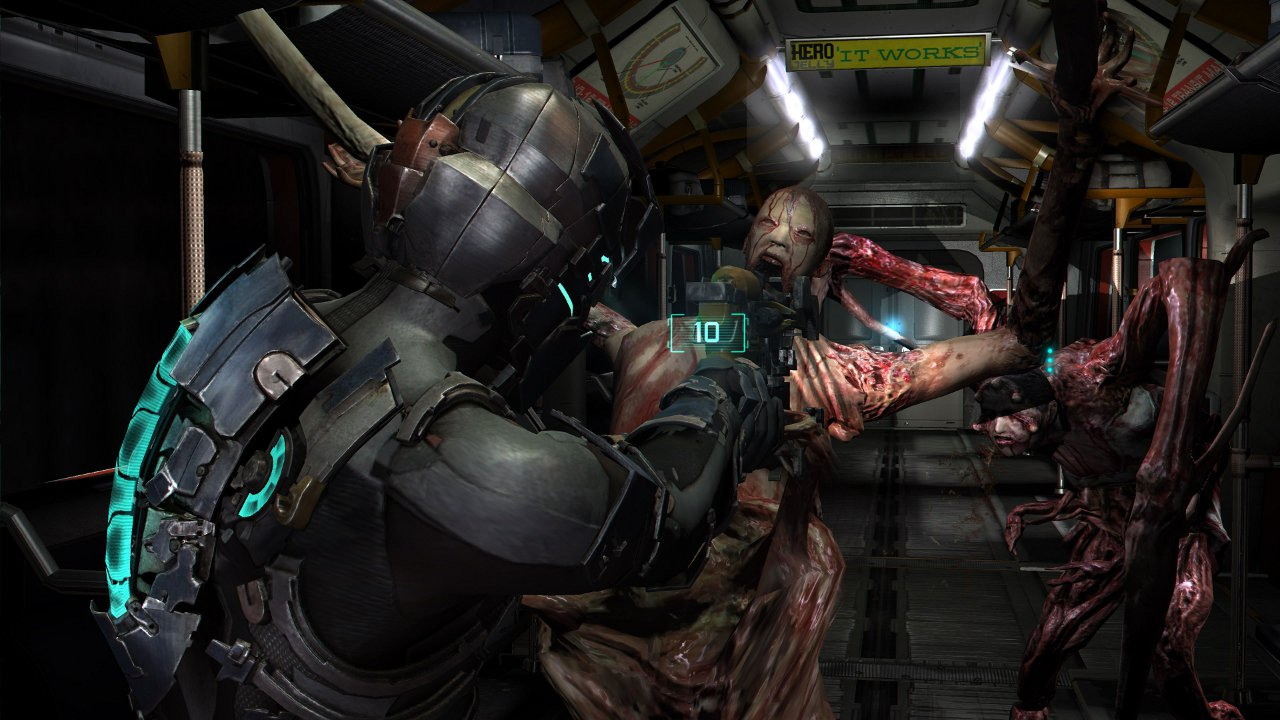 Dead Space 2 Review (360) – The Average Gamer