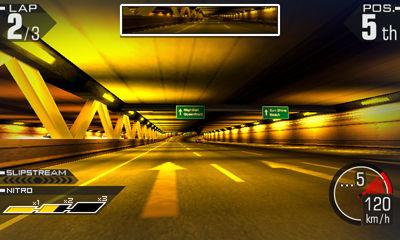 RidgeRacer3D_Tunnel