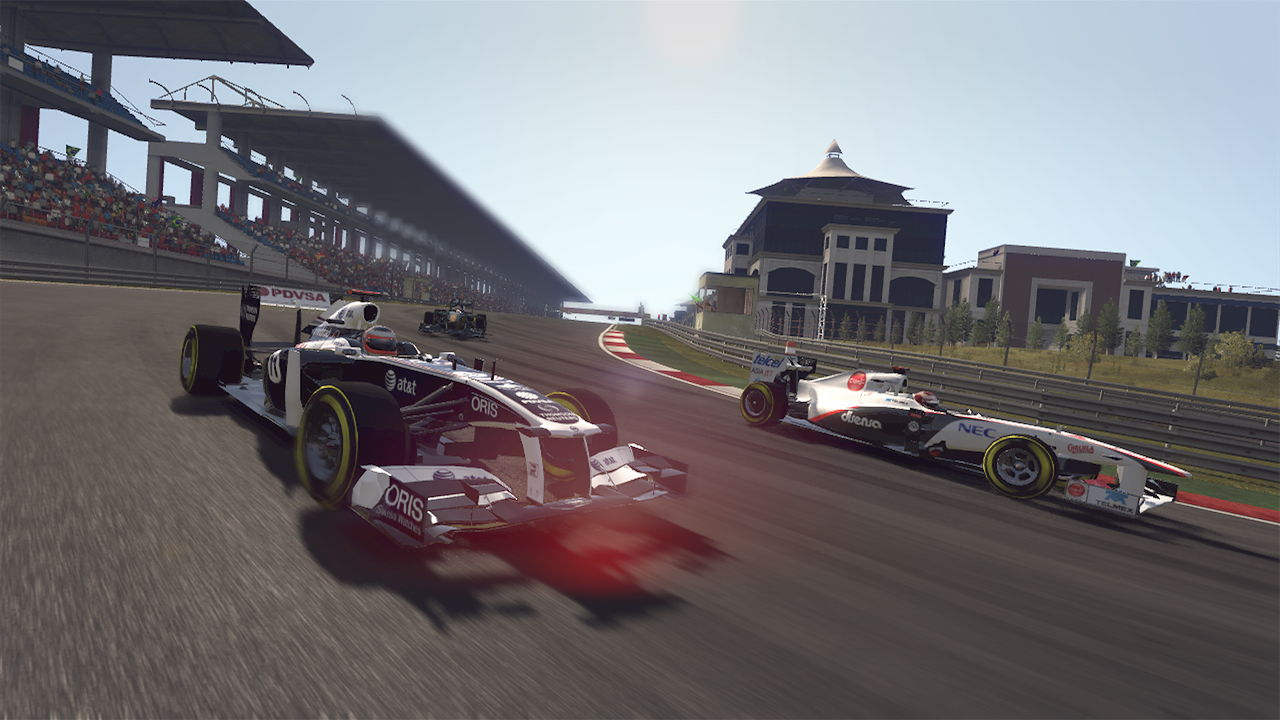 """E3 2011 – Paul Jeal """"Now we've almost got an AI driver with"""