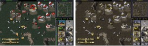 Command And Conquer - Colour blindness Comparison
