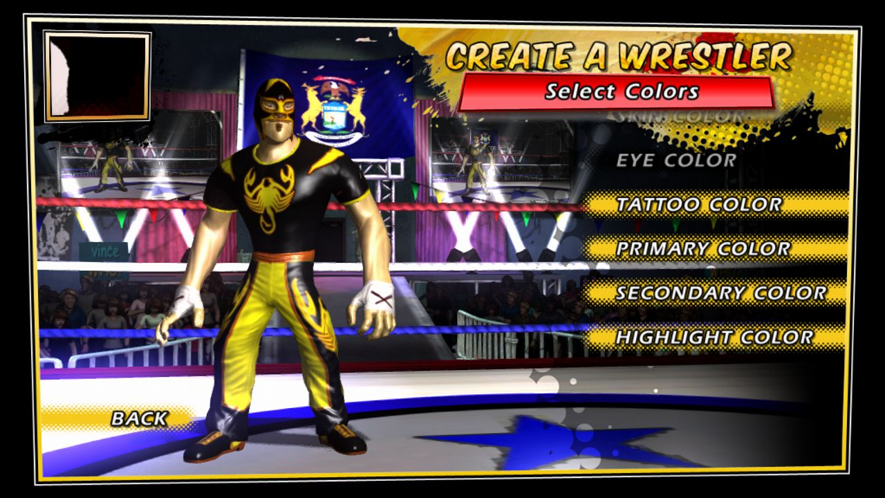 Hulk Hogans Main Event Character Creation Asian: Just 18   Thai Teen Gal