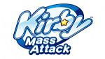 Kirby Mass Attack - Logo