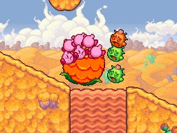 Kirby Mass Attack - Rollin