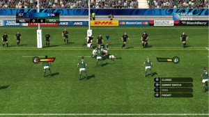 RWC2011 - Attacking the NZ Try Line