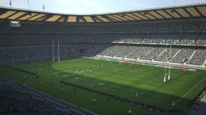 RWC2011 - Twickenham in all its glory