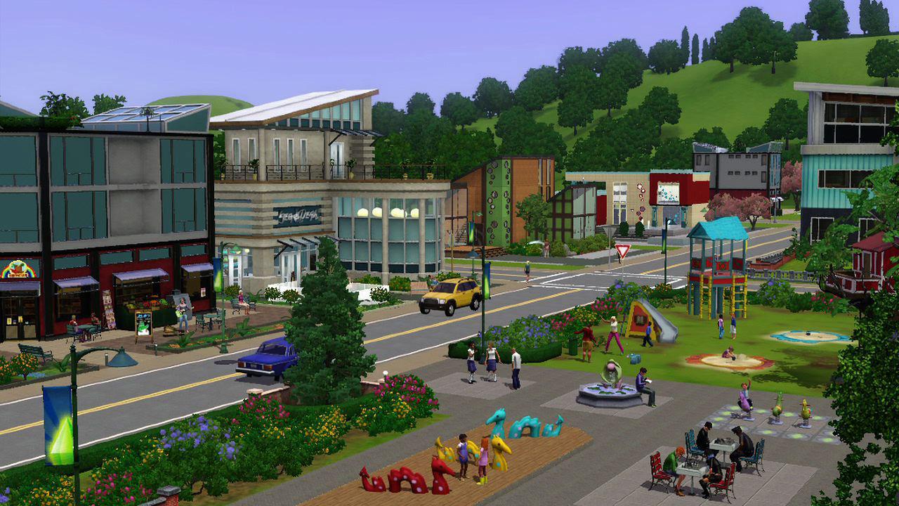Sims3TownLifeStuff_Town