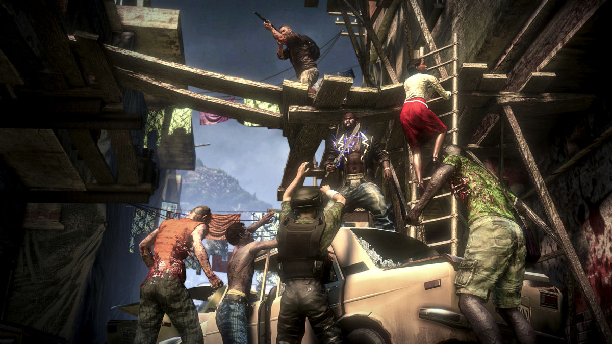 How To Join Dead Island Co Op Xbox One