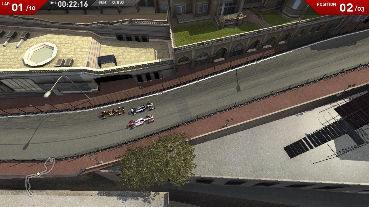 F1 Online - Monaco