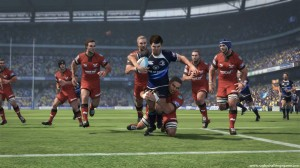 Jonah Lomu Rugby Challenge - Almost There