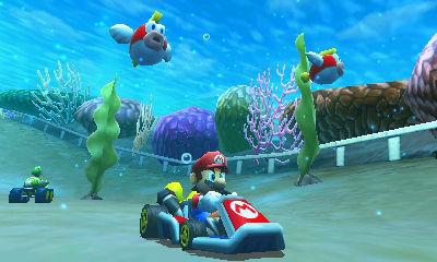MarioKart7_Underwater