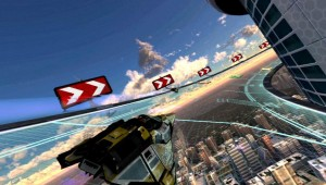 WipEout 2048 - City Down Below