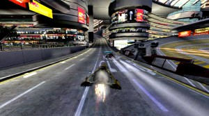 WipEout 2048 - Keep Clear