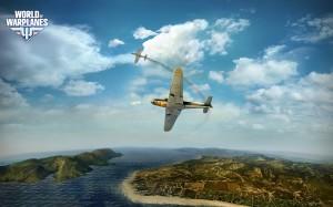 WorldOfWarplanes_BankingRight