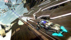 WipEout 2048 - Sol