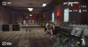 Xperia PLAY - Battlefield Bad Company 2